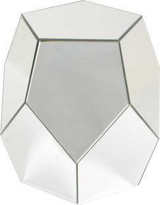 Amadeus - sellette design miroir - Pedestal