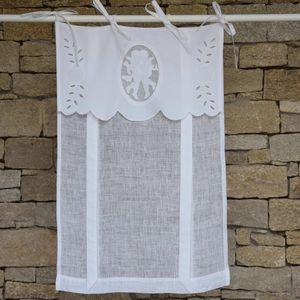 MAISON D'ETE - store anges - Net Curtain