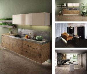 LAGO -  - Built In Kitchen