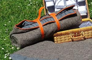 MIDIPY - picnic plaid - Tartan Rug