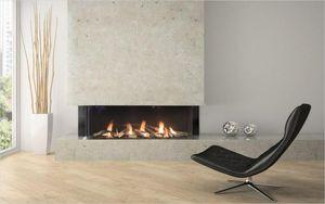 PLANIKA - cheminee a gaz valentino f - Fireplace Insert