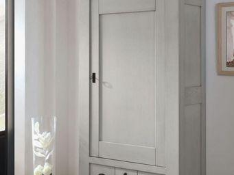 Ateliers De Langres - --romance - Bonnetiere Cupboard