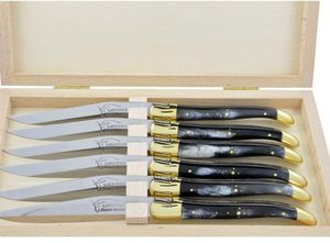 La Coutellerie De Laguiole Honoré Durand - --coffret- - Table Knife