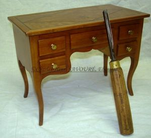 CHARLES-HENRI SAVOURÉ -  - Miniature Furniture