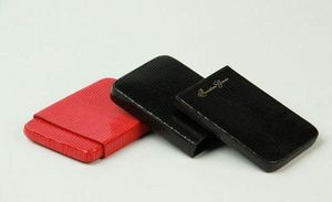 Benneton - lézard - Credit Card Holder