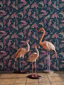 CLARKE & CLARKE - animalia_-. - Upholstery Fabric