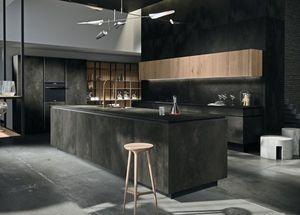 Snaidero - -way materia- - Modern Kitchen