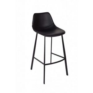 Mathi Design - chaise de bar noir - Bar Chair