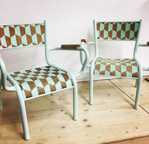 KONTRAST DESIGN - vintage - Children's Chair