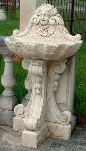 Esprit Antique -  - Wall Fountain