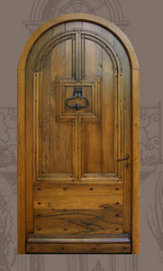 Boiseries Et Decorations -  - Entrance Door