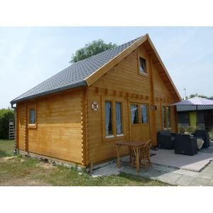 Chalet Center Megajardin -  - Garden Shed