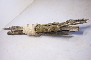 STÉPHANE THIDET - fagot - Sculpture