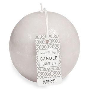 MAISONS DU MONDE -  - Round Candle