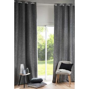 MAISONS DU MONDE -  - Eyelet Curtain