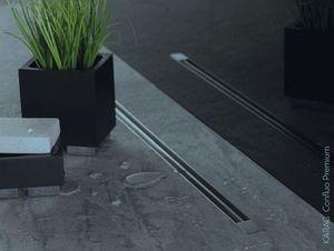 ITAL BAINS DESIGN - slim line - Shower Gutter