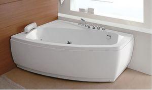 ITAL BAINS DESIGN - k1082 - Corner Whirlpool Bath
