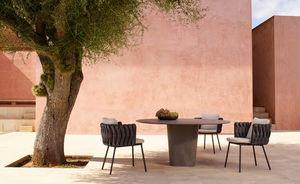 Tribù - tao - Round Garden Table