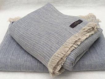 True Linen -  - Tartan Rug