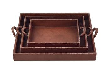 Sol & Luna - set 3 trays / pn901--- - Serving Tray