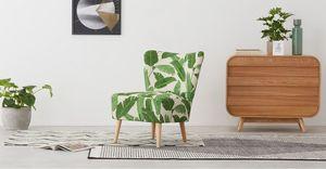 MADE -  - Armchair With Headrest
