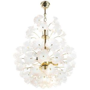ALAN MIZRAHI LIGHTING - ka1831 hibiscus - Suspended Ceiling Lighting