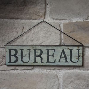 L'ORIGINALE DECO -  - House Plaque