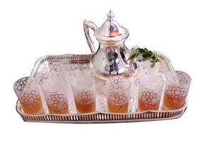 MOROCCO HAND MADE MHM -  - Tea Service