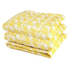 little cabari -  - Quilted Blanket