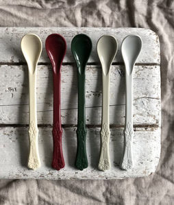 Garbo and Friends - cuillère automne - Children's Cutlery