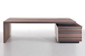 ITALY DREAM DESIGN - kefa- - Executive Desk