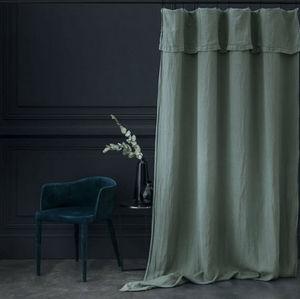 MAISON D'ETE -  - Hooked Curtain