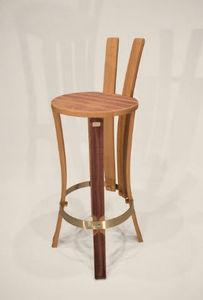 MEUBLES EN MERRAIN - brut de fût -- - Bar Chair