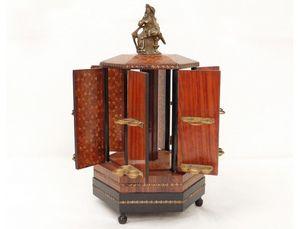 ANTIQUES DE LAVAL -  - Cigar Case