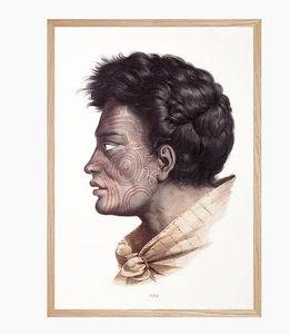 PARADISIO IMAGINARIUM - nataï - Art Print