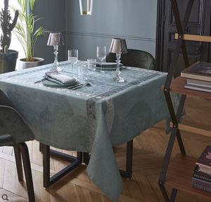 LE JACQUARD FRANCAIS - symphonie baroque fumée - Square Tablecloth