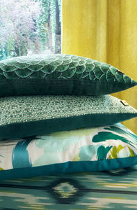 KARIN SAJO - fleur d'ecailles - Upholstery Fabric