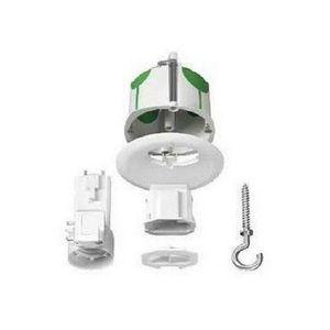 Recessed spotlight holder