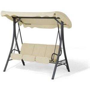 BELIANI - balancelle 1413343 - Swinging Chair