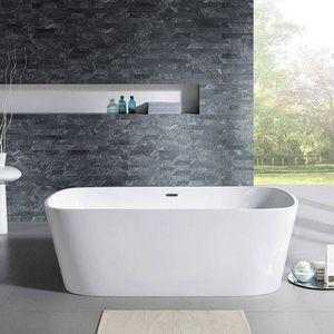 Sanità - baignoire ilot 1414143 - Freestanding Bathtub
