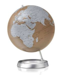 Atmosphere D'ailleurs -  - World Map