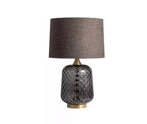Heathfield & Company - risco smoke - Table Lamp