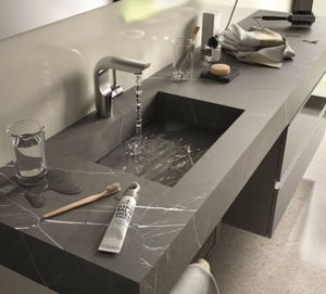 CasaLux Home Design - +vasque intégrée -- - Washbasin Unit