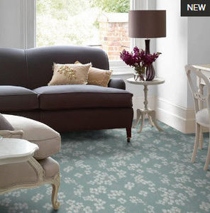 Brintons - iona duck egg  - Fitted Carpet