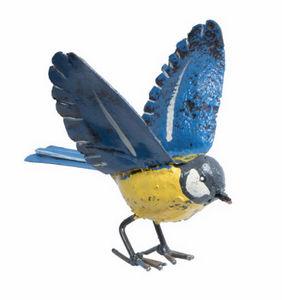 ARROSOIR ET PERSIL - mésange - Animal Sculpture