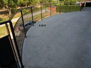 SMH ESCALIER -  - Stair Railing