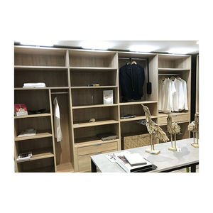 Nolte -  - Straight Walk In Closet