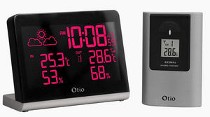 OTIO -  - Weather Clock