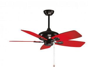 PURLINE - -red win - Ceiling Fan