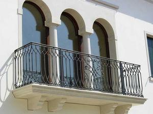Fucina Artistica Boranga -  - Stair Railing